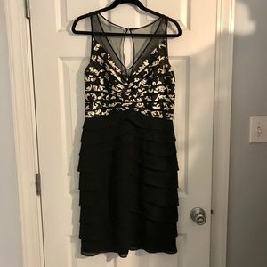 2/$8 Tiered Cocktail Dress